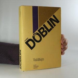 náhled knihy - Valdštejn (je lehce cítit kouřem)