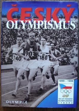 náhled knihy - Český olympismus : 100 let