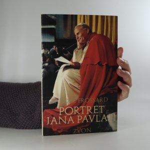 náhled knihy - Portrét Jana Pavla II. (je lehce cítit kouřem)