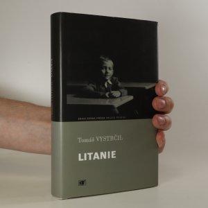 náhled knihy - Litanie