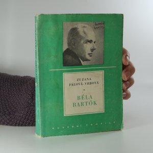 náhled knihy - Béla Bartók