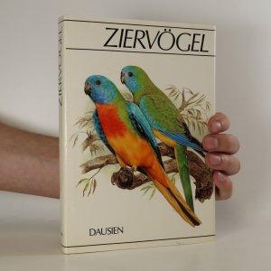 náhled knihy - Ziervögel