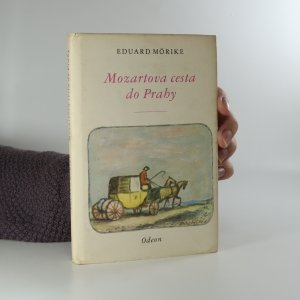 náhled knihy - Mozartova cesta do Prahy (je cítit kouřem)