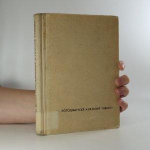 náhled knihy - Fotografické a filmové tabulky