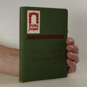 náhled knihy - Čech mezi Italy