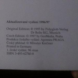 antikvární kniha Izrael, 1997
