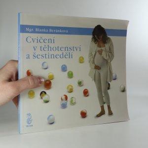 náhled knihy - Cvičení v těhotenství a šestinedělí