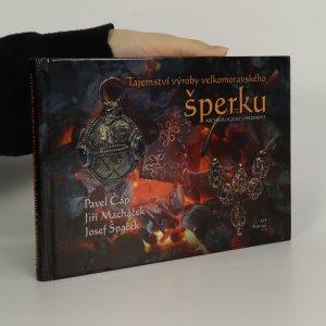 náhled knihy - Tajemství výroby velkomoravského šperku (+ CD)