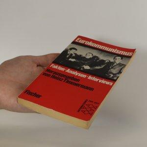 antikvární kniha Eurokommunismus. Fakten. Analysen. Interviews, 1978