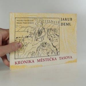 náhled knihy - Kronika městečka Tasova