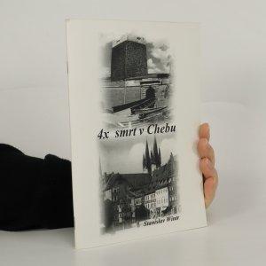 náhled knihy - 4x smrt v Chebu