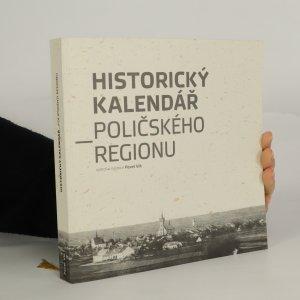 náhled knihy - Historický kalendář poličského regionu