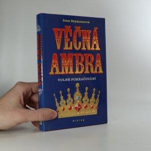 náhled knihy - Věčná Ambra.