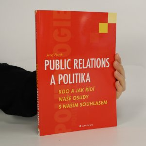 náhled knihy - Public relations a politika