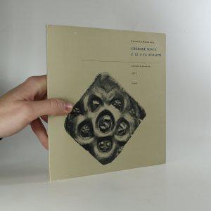náhled knihy - Chebské mince z 12. a 13. století