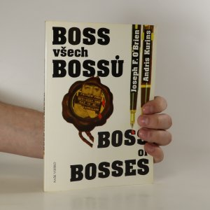 náhled knihy - Boss všech bossů. Kmotrův pád. FBI a Paul Castellano