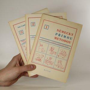 náhled knihy - Německy přímou metodou I.-III. díl (3 sešity)