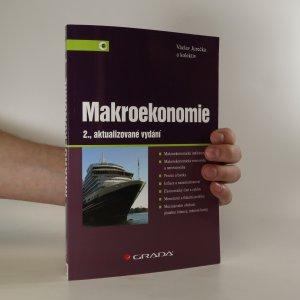 náhled knihy - Makroekonomie