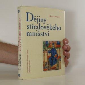 náhled knihy - Dějiny středověkého mnišství