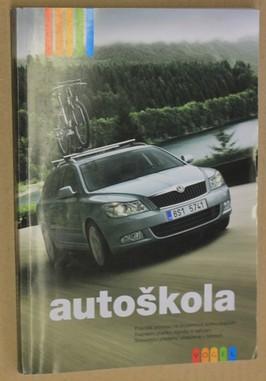 náhled knihy - auto-moto-škola, pravidla provozu na pozemních komunikacích, dopravní značky, světelné signály a dopravní zařízení + CD s testy