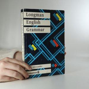 náhled knihy - Longman english grammar
