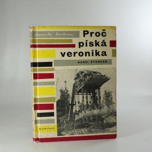 náhled knihy - Proč píská Veronika. Črty z Ostravy
