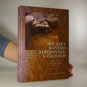 náhled knihy - Počátky raného středověku v Čechách