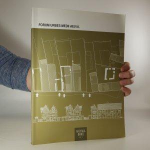náhled knihy - Forum Urbes Medii Aevi II.