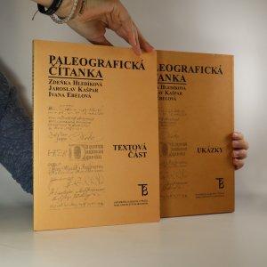 náhled knihy - Paleografická čítanka (textová část + ukázky)