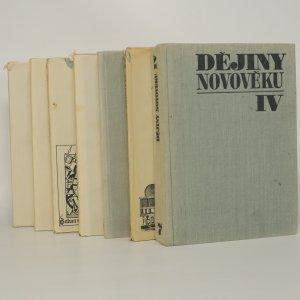 náhled knihy - Světové dějiny 1.-5. díl, 7. díl (7 svazků)