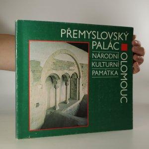 náhled knihy - Přemyslovský palác v Olomouci