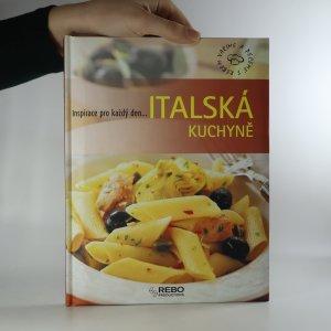 náhled knihy - Italská kuchyně