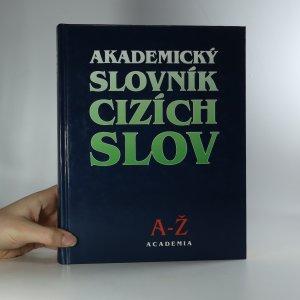 náhled knihy - Akademický slovník cizích slov A-Ž