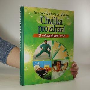 náhled knihy - Chvilka pro zdraví. 15 minut denně stačí