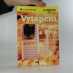 náhled knihy - Vytápění domů a bytů