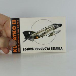 náhled knihy - Encyklopedie do kapsy. Bojová proudová letadla. Kukátko 1.