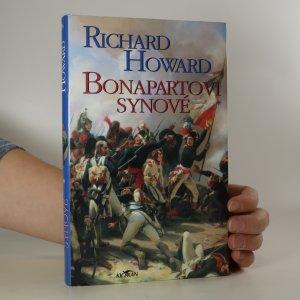 náhled knihy - Bonapartovi synové