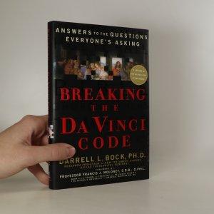 náhled knihy - Breaking The Da Vinci Code