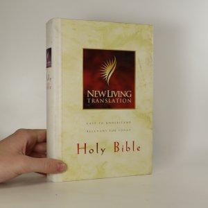 náhled knihy - Holy Bible (New Living Translation)