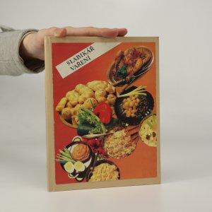 náhled knihy - Slabikář vaření. 1.-4. díl. (4 svazky)