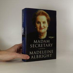 náhled knihy - Madam Secretary