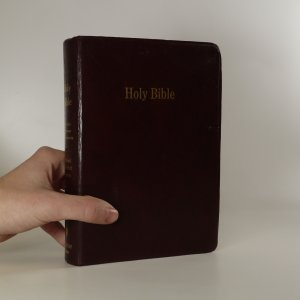 náhled knihy - Holy Bible