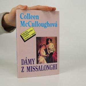 náhled knihy - Dámy z Missalonghi