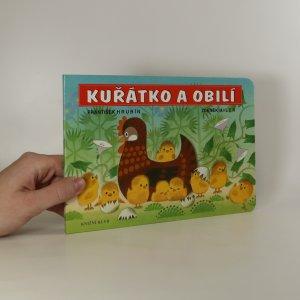 náhled knihy - Kuřátko a obilí