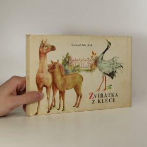 náhled knihy - Zvířátka z klece (viz stav)