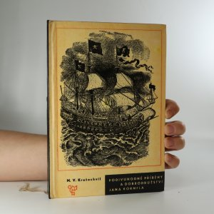 náhled knihy - Podivuhodné příběhy a dobrodružství Jana Kornela