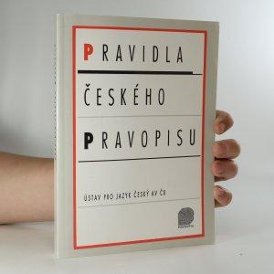 náhled knihy - Pravidla českého pravopisu. Školní vydání