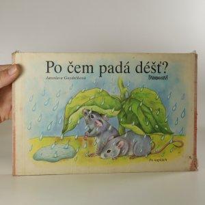 náhled knihy - Po čem padá déšť?