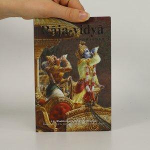 náhled knihy - Rája-vidyá