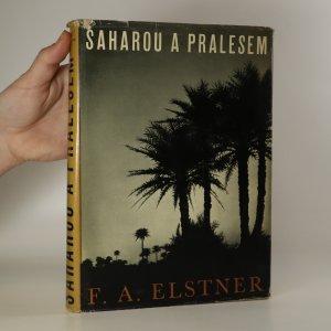 náhled knihy - Saharou a pralesem